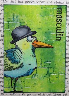 katzelkraft birds - Google zoeken