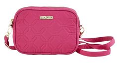 Our Raspberry Rebel Uptown Crossbody Handbag is great to carry when you need to be hands free. This handbag also features one outside slip pocket so you can keep your cell phone and keys readily accessible. https://www.primitivestarquiltshop.com/search?type=product&q=raspberry+rebel+uptown+handbag #bellataylorhandbags