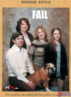 The Most Awkward Family Photos Ever! You won't stop laughing