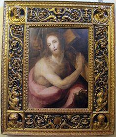 Domenico Beccafumi - Cristo portacroce - 1536 ca. - Seminario arcivescovile, Siena