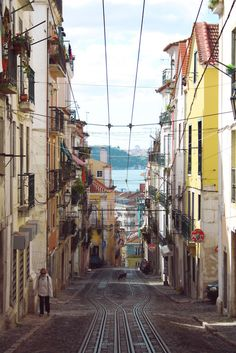 Alfama in Lisbon - home sweet home
