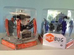 Hex Bugs Spiders {Review}