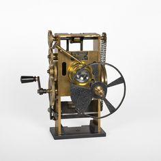 Projector Henri Blériot 1906