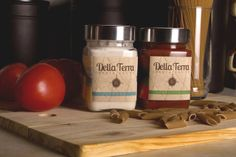 Della Terra Pasta (Student Project) on Packaging of the World - Creative Package Design Gallery