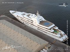 Luxurious Huge Yachts From Around The World