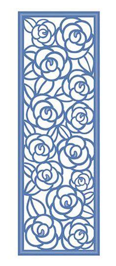 Creative Expressions/Sue Wilson: Mini Striplets Collection - Rose Garden