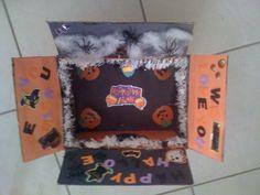 cute Halloween care package idea