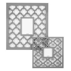 Z Gallerie Grey Mimosa Frames {Bought + love on my wall!}