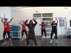 Milkshake-Kelis Cardio Hip Hop (Zumba Lovers) - YouTube
