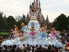 Tokyo Disney at Christmas -