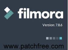 Wondershare Filmora 7.8.6 Crack Keygen & Serial Key - https://patchfree.com/wondershare-filmora-7-8-6-crack/