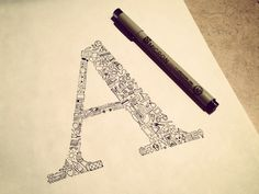 Hand Lettering by seanwes - A