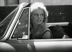 Brigitte Bardot: Style icon.