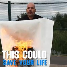 By Any Means Necessary, Cool Gadgets To Buy, Security Tips, Cool Inventions, Emergency Preparedness, Survival Skills, Good To Know, Just In Case, Cool Things To Buy