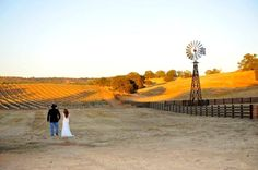 Plan your beautiful outdoor wedding here at Rancho Victoria Vineyards located at the base of Amador County's famed Shenandoah wine region.