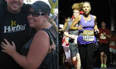 Julie lost 104 pounds by working out in her garage and at night when her kids were asleep! Read her story...