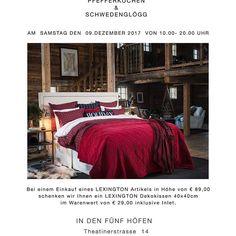 EINLADUNG FOCUS EINRICHTUNGEN & LEXINGTON COMPANY in den 5 Höfen am Samstag den  9.12.17 #münchen #muenchen #interior #luxus #sofa #pillow #juliadoleschel #pillow #kissen #fünfhöfe #xmas #xmasdeco  #weihnachten #xmas2017 #luxuryfurniture #luxurydesign #interiordesigner #interior #interiordesigner #interiors #interiorarchitect #lexington #sale #discount #theatinerstrasse #kardinalfaulhaberstrasse #munich #savethedate http://ow.ly/d/765V