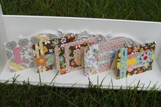 Flower Power Card Pack by CardsbyKoontz on Etsy