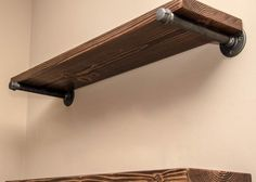 vintage american country industrial water pipe shelf bookshelf bracket support bathroom accessories-in Brackets from Home Improvement on Aliexpress.com   Alibaba Group