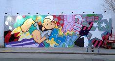 CRASH New Mural