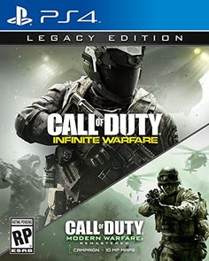 Call of Duty: Infinite Warfare - PS4 Legacy Edition Activ...