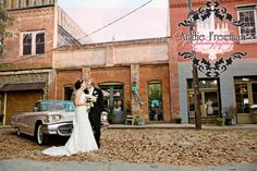 The Brickyard - Athens, Ga Wedding Photographer
