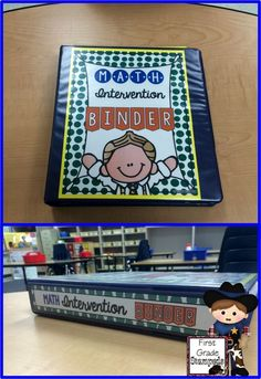 Need help getting more out of your intervention time?  Check out this easy-to-use Math Intervention Binder!  Perfect for K-2 kiddos!  RTI, Intervention, Math, No Prep, NWEA MAP