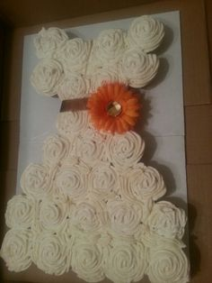 Wedding Dress Cupcakes | 36 Best Wedding Dress Cupcakes Images Amazing Cakes Fondant Cakes