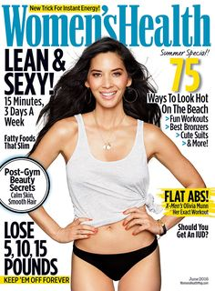 Olivia Munn Lost 12 Pounds by Adopting the Same Diet as Gisele Bündchen | E! Online Mobile