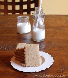 Chestnut flour cookies