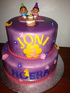Dora stapeltaart