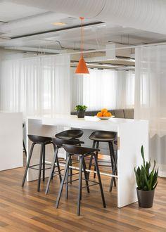 Interior design | Taukotilan sisustus Interior Design Photos, Break Room, Design Projects, Table, Furniture, Home Decor, Homemade Home Decor, Mesas, Home Furnishings