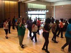 East St. Louis Boogie Soul Line Dance
