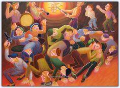 İbrahim Balaban (1921 - ....)   Türk Ressam, Yazar - Sayfa 2 - Forum Gerçek Inspiration, Paintings, Art, Biblical Inspiration, Art Background, Paint, Painting Art, Kunst, Painting