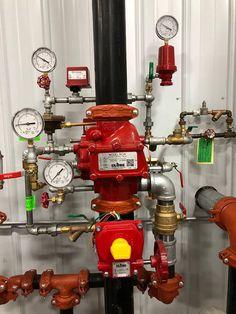 Sprinkler System Design, Fire Sprinkler System, Fire Protection Equipment, Fire Protection System, Challenge Coin Display, Firefighter Gear, Fire Alarm System, Sprinklers, Fire Safety