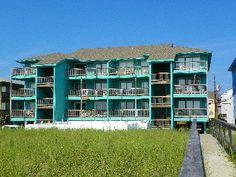 Carolina Beach condo rental - Winds V.