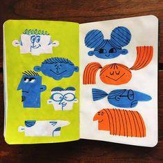 久しぶりに晴れたと思ったら落雷と雹と豪雨! なんというトラップな近頃のお天気。驚いたぜ。 それでは本日のMoleskine手帳をどうぞ。