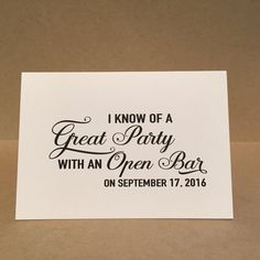 Asking your Bridal Party to be apart of your Big Day is one of the most exciting times of planning your wedding! These cards are Perfect for the