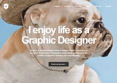 Janne.me #webdesign #inspiration #UI