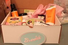 Supplet - guarantees all the products are completely natural and organic