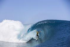 Gabriel Medina — Surf Brazil!!  Billabong Pro Tahiti 2014.