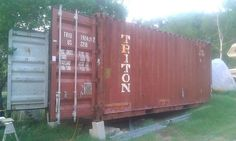 How to get a shipping container: research, find, and move.
