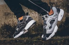 #BEAMS X #Reebok Insta Pump Fury #sneakers