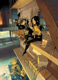 All New Wolverine #7 by Bengal * - Art Vault