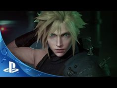 PlayStation Experience 2015: Final Fantasy VII Remake - PSX 2015 Trailer | PS4 - YouTube