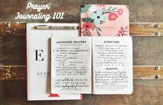 Prayer Journaling 101 Prayer journaling is something that's become a really big part of my spiritual life. It's something that brings me closer to God and has changed my perspective on prayer as a whole. There are so many things about prayer journaling that I want to tell you about so you can dive into prayer in a...  Read More at http://www.chelseacrockett.com/wp/lifestyle/prayer-journaling-101/.  Tags: #Advice, #Bible, #Christian, #God, #Jesus, #Journal, #Journ
