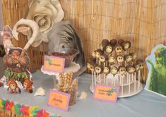 A place to share some of my mom adventures & my wish to help kids fall in love with reading! Moana Party Decorations, Cake Pops, Party Ideas, Kids, Children, Boys, Cakepops, Ideas Party, Children's Comics