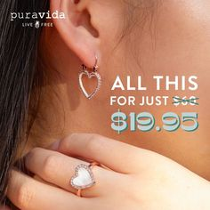 Pura Vida Bracelets, Instagram Influencer, Fashion Stylist, Diamond Earrings, Sparkle, Vip, Sticker, Hands, Club