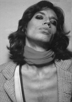 pictures of mick jagger with eyeliner on - Google Search