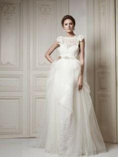 Los mejores vestidos de novia de la semana | Colección Ersa Atelier